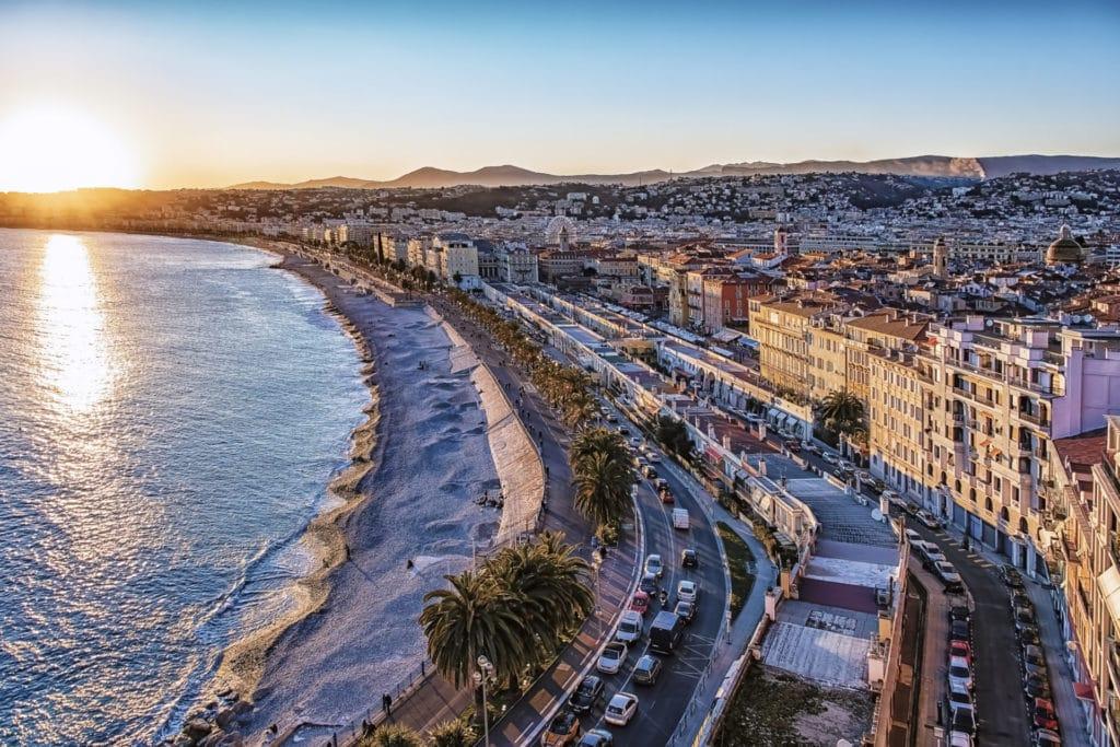 Au fait, la Côte d'Azur, ça va d'où à où ?