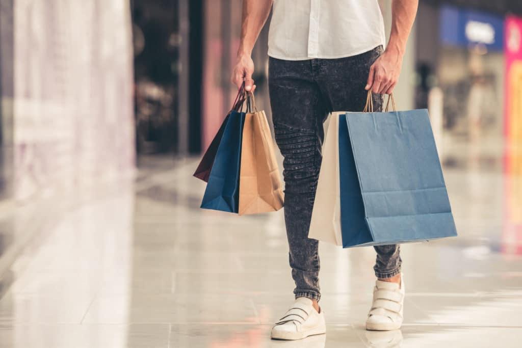 Aparté Shopping à Nicetoile pour les hommes !