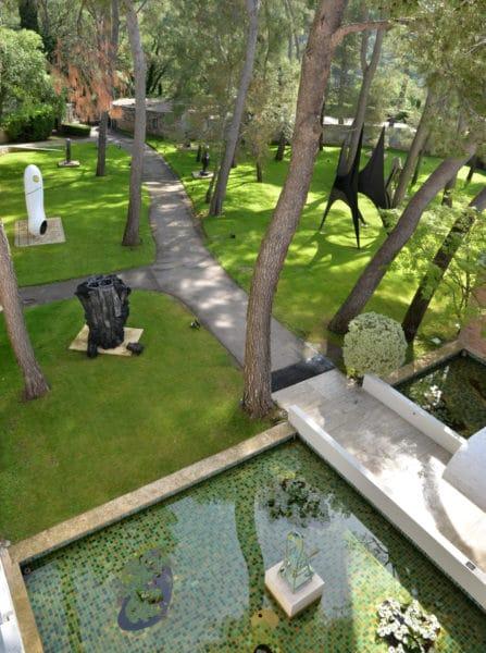 Le jardin de sculptures Maeght Illustration (24)