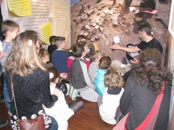Visite guidée et ateliers pédagogique au Musée des Merveilles l Tende