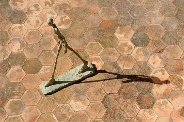 Sculpture Giocometti