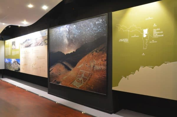 Photo de la Galerie permanente_Musée des Merveilles © Département 06_Musée des Merveilles