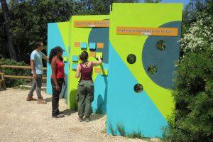 Espaces pédagogiques des tortues