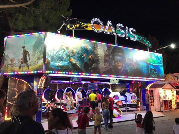 OASIS, photo Antibes Land