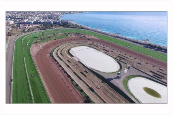 Hippodrome Côte d'Azur, le deuxième de France