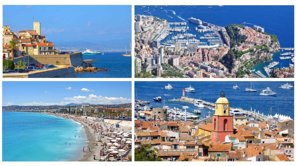 Occupez vos enfants sur la Côte d'Azur