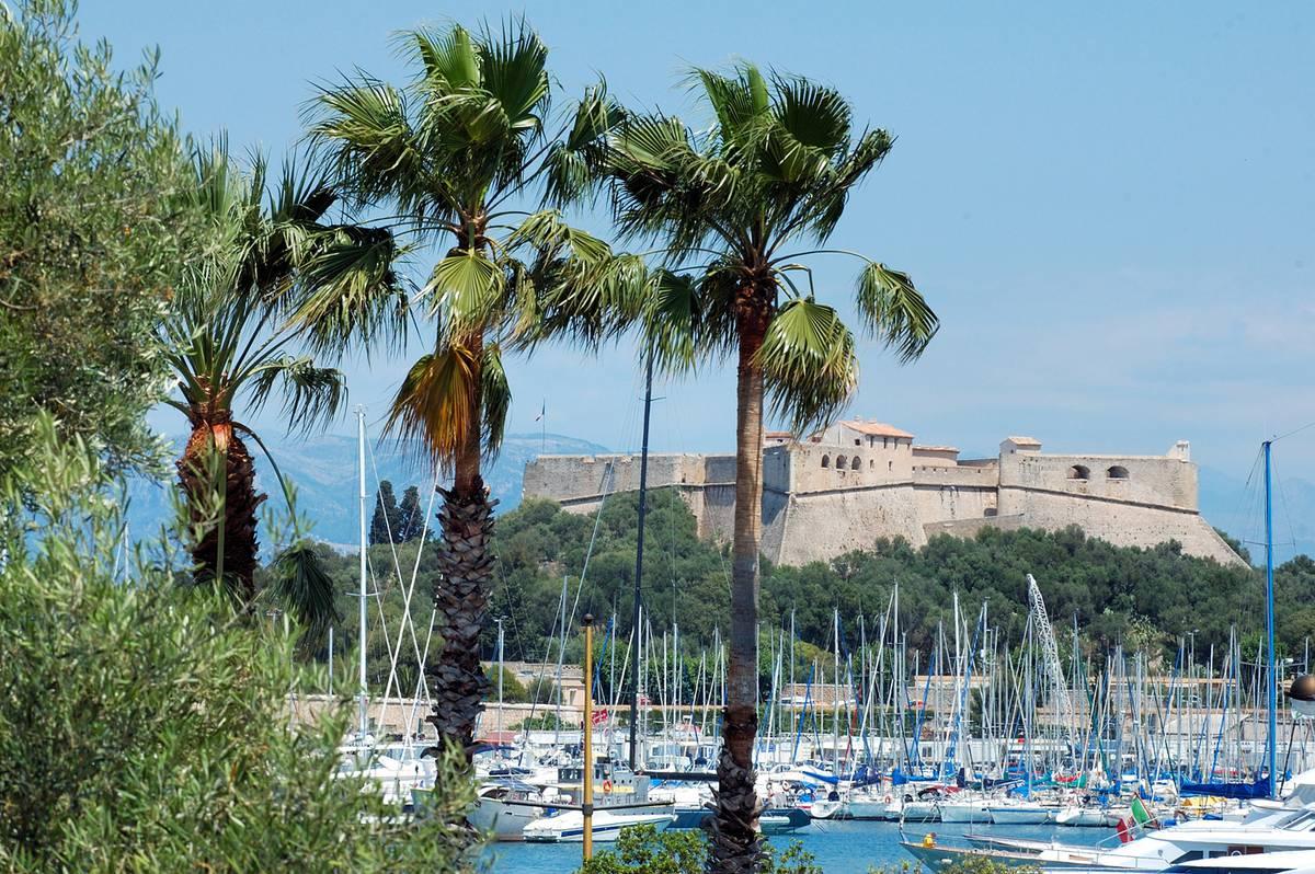 Fort Carré et port Vauban, DAVID VINCENDEAU, Antibes, office du tourisme et des congrès