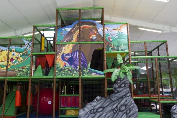 Parcours ludique pour enfants à Fun City Fréjus