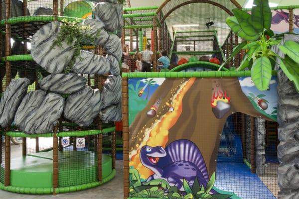 Zone de jeux pour les 1 à 3 ans - Fun City Fréjus