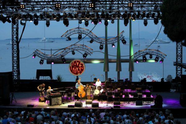 Jazz à Juan, Juan les Pins, GILLES LEFRANCQ, office du tourisme et des congrès