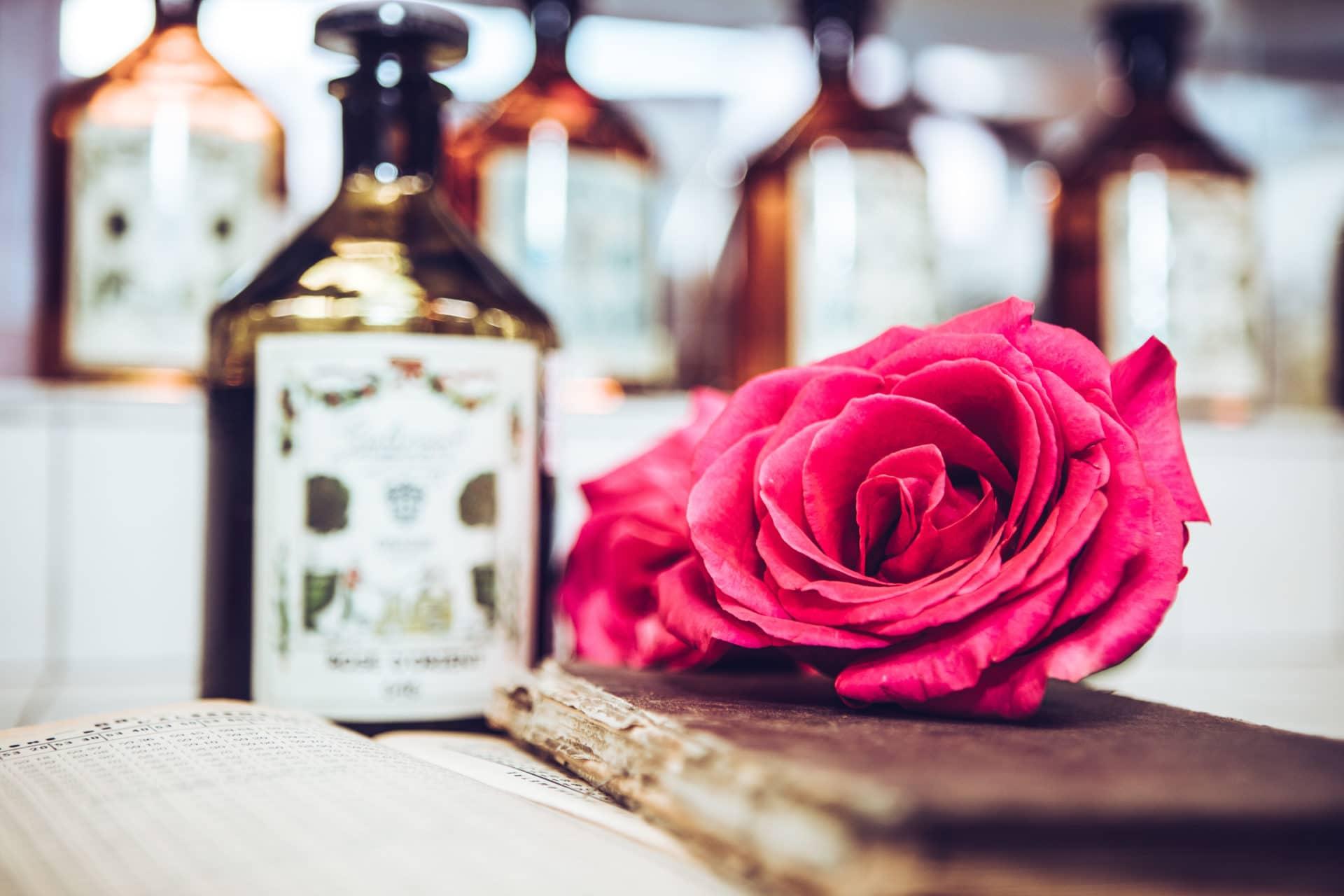 Parfumerie Galimard Grasse