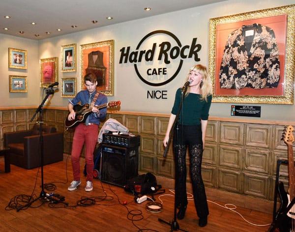 Hard Rock Café pour une pause déjeuner sur nice