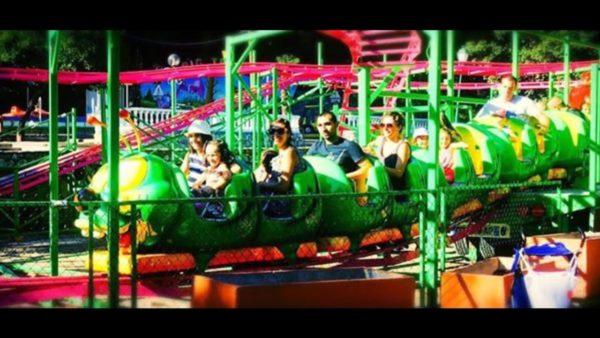 Parc d'attraction pour les enfants - Koaland