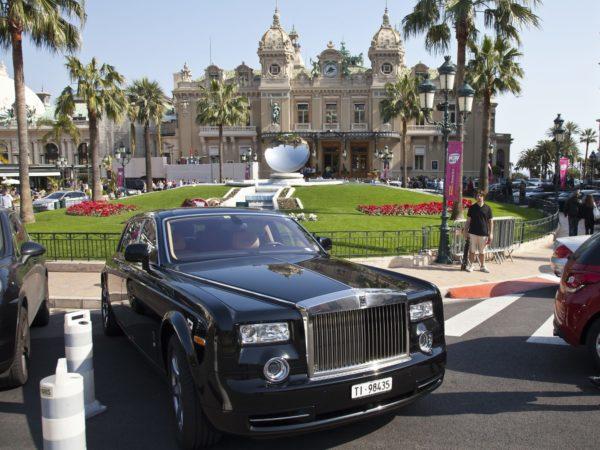Activités de jeux, de machines à sous à Monaco Casino