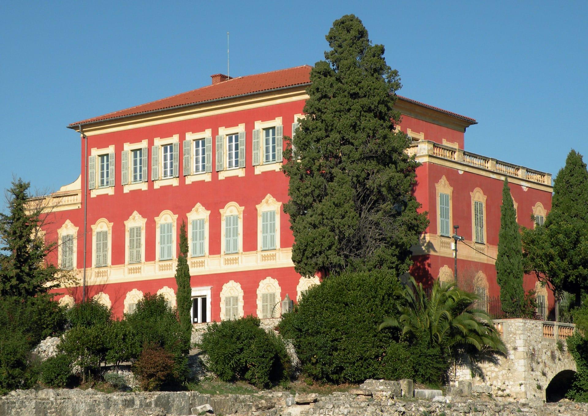 Musée Matisse situé à Nice