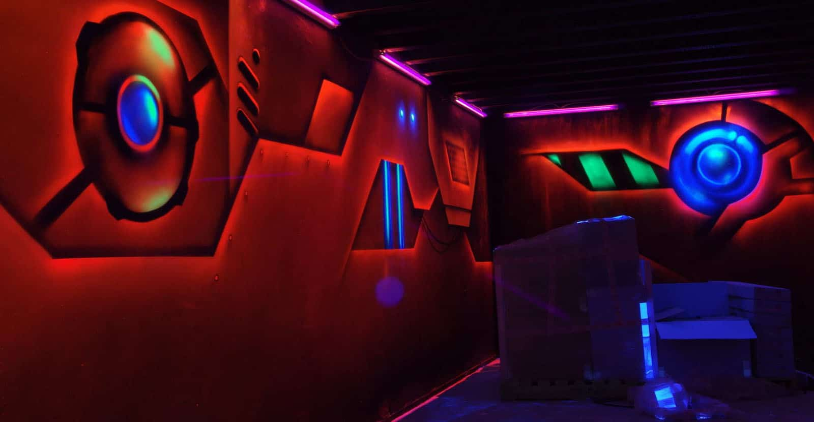 Laser Quest Bowling à Antibes