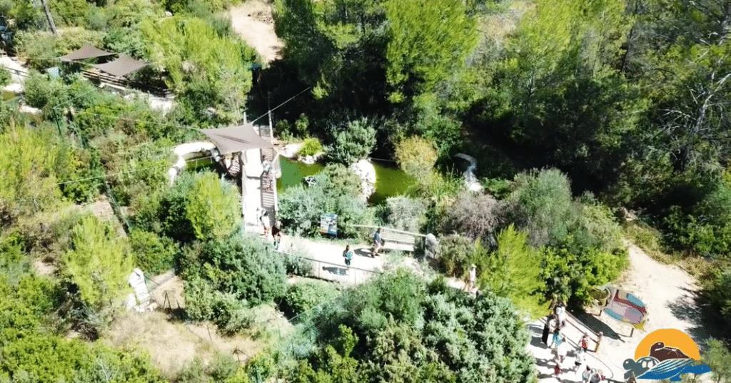 Village des tortues - parc naturel