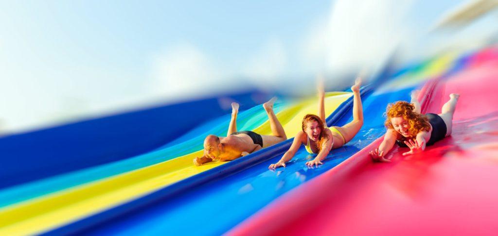 Aires de jeux aquatiques - Aqualand