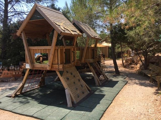 aire de Jeux pour les enfants Village des Tortues