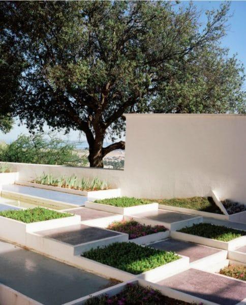 Les jardins du Musée de Noailles à Hyères
