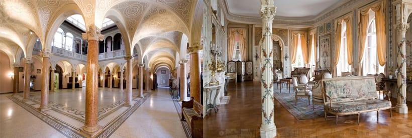 L'intérieur de La Villa Ephrussi de Rothschild