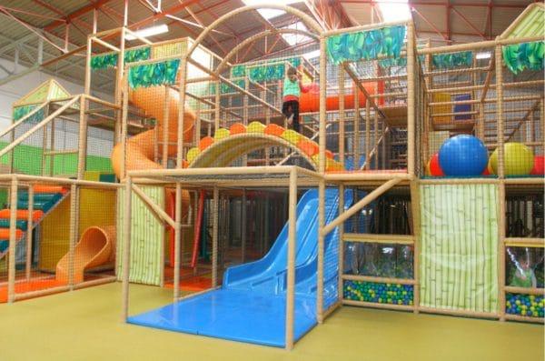 Fun City, parc de jeux pour enfants