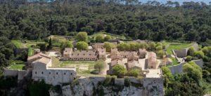 Ile Sainte Marguerite et le Fort Royal