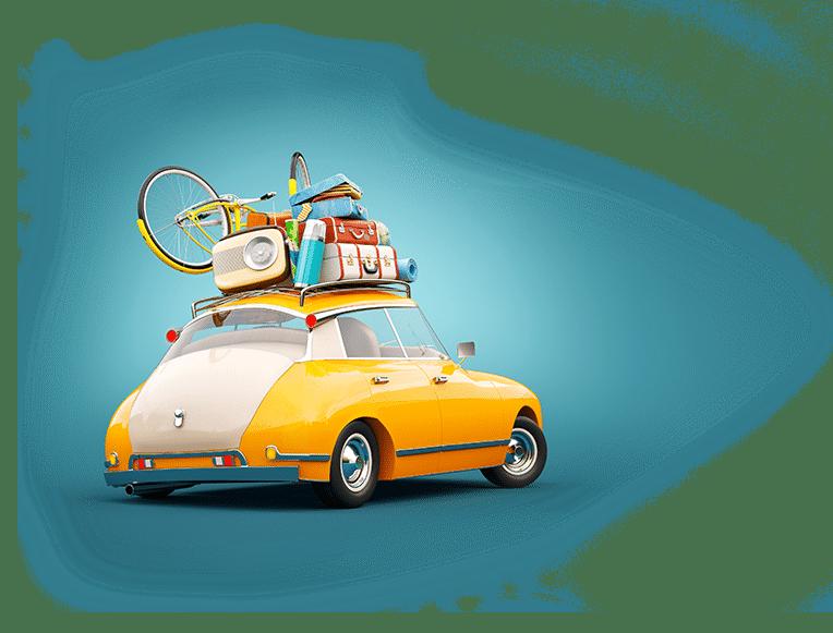 Côte d'Azur activité et loisirs sur la route