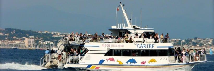 Поездка на лодке с Compagnie Horizon