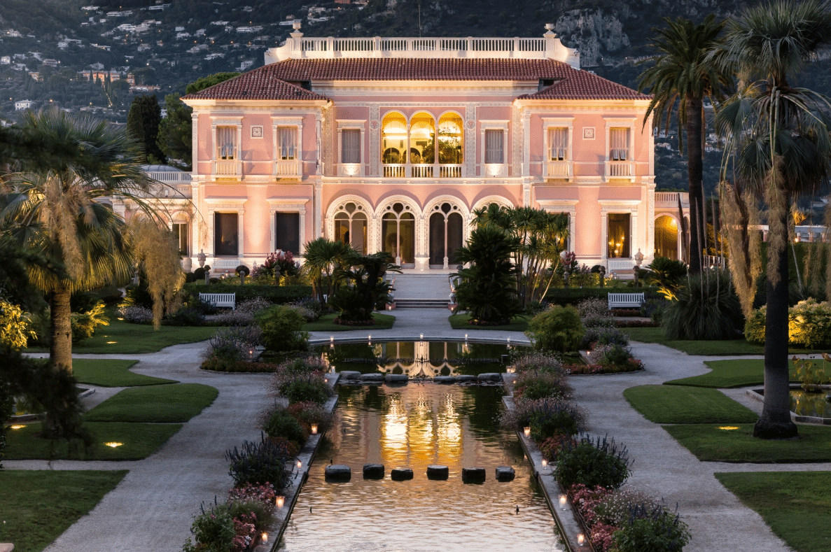 Les Nocturnes Villa Ephrussi de Rothschild