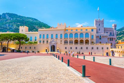La relève de la Garde, c'est tous les jours à Monaco !