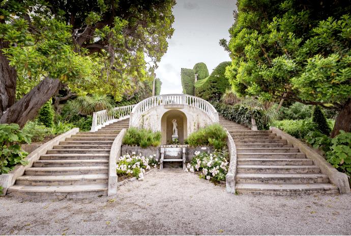 Jardin Florentin de La Villa Ephrussi de Rothschild