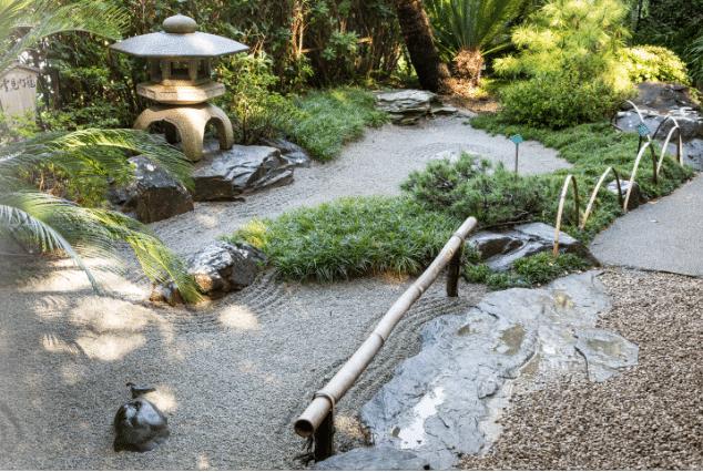 Le jardin Japonais de La Villa Ephrussi de Rothschild
