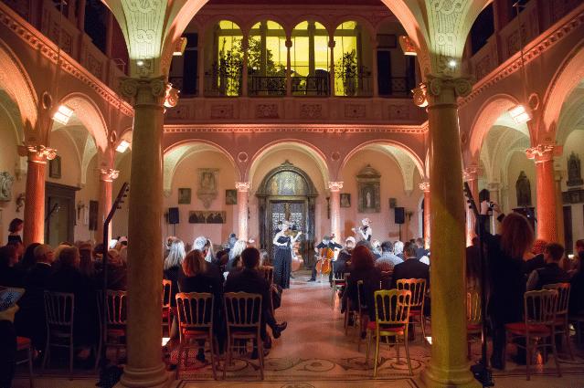 Les soirées Musicales Events à Ephrussi