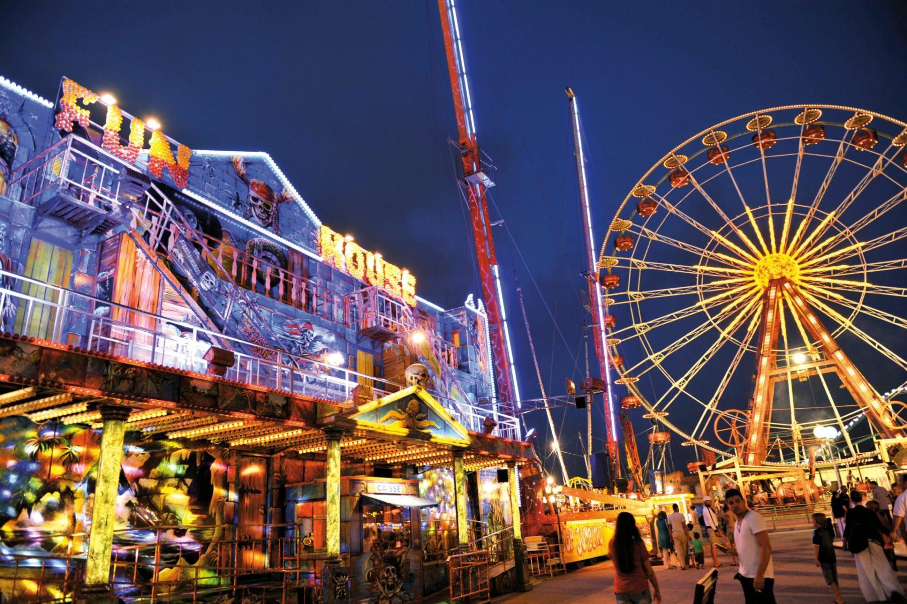Parco divertimenti Azur Park