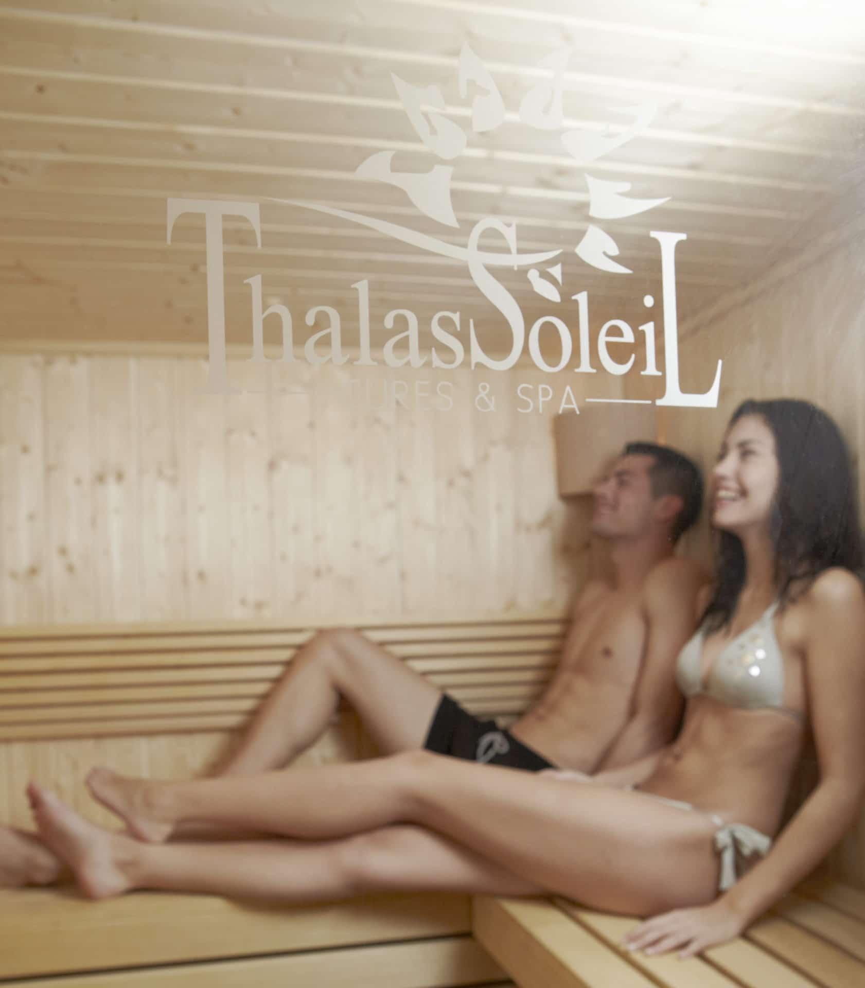 Sauna Thalassoleil