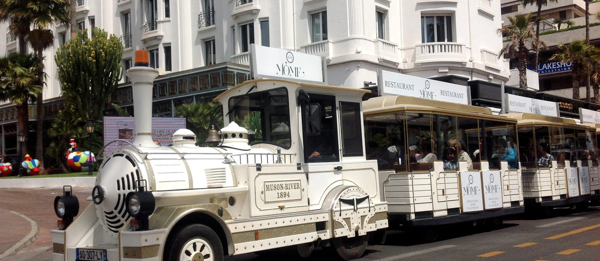 Le Petit Train de Cannes