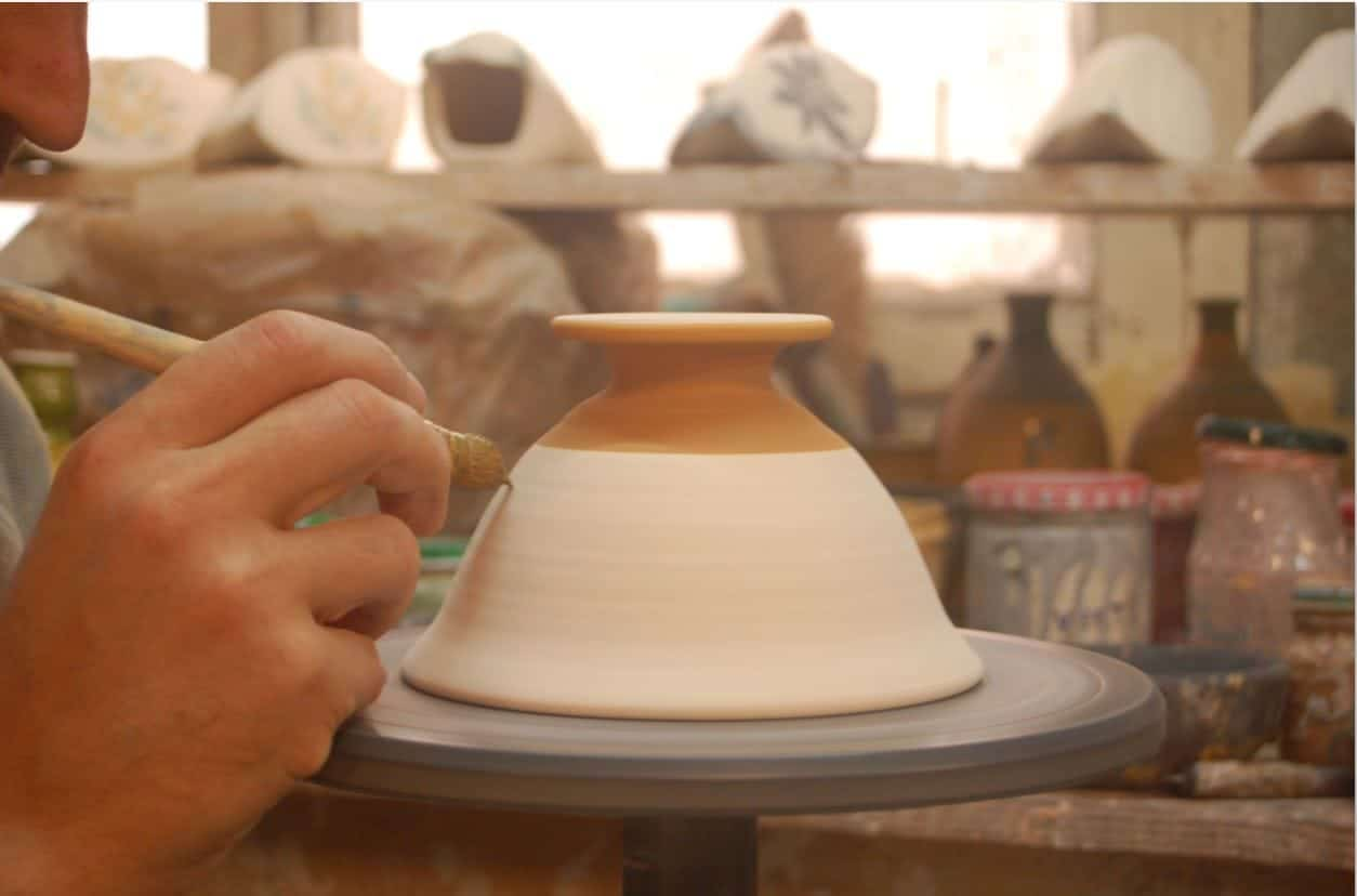 Céramique à Vallauris