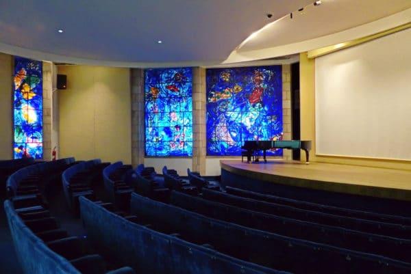 Auditorium du Musée Marc Chagall : Cycle du Message Biblique