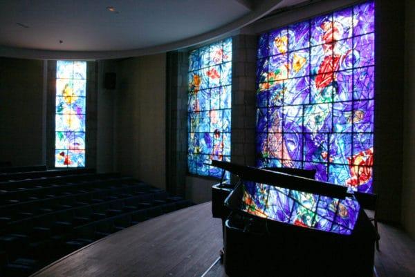 Auditorium du Musée Marc Chagall
