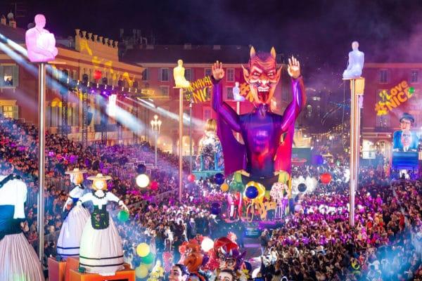 El Carnaval de Niza