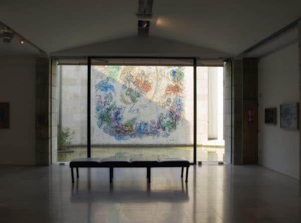A la découverte du Musée Marc Chagall