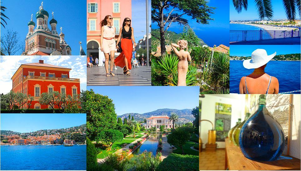 Visiter la Cote d'Azur avec le French Riviera Pass