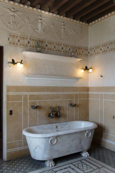 Villa Kérylos - Salle de bains