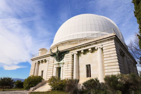 Observatoire de Nice © Service Communication OCA - GrandEquatorial