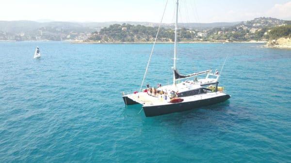 Photo Croisières en Catamaran AMC CAPE GRACE