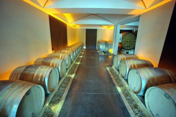 Production des vins du Domaine de La Madrague