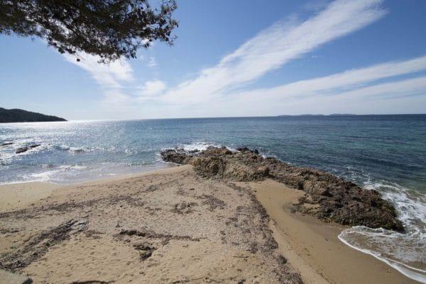 Vue sur la mer - Domaine de la Madrague