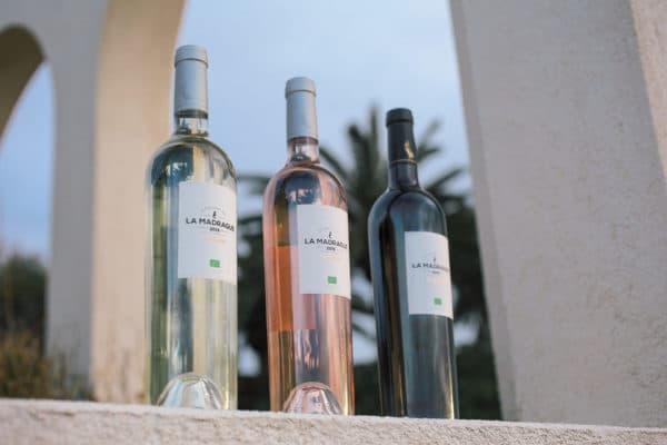 Domaine viticole de La Madrague