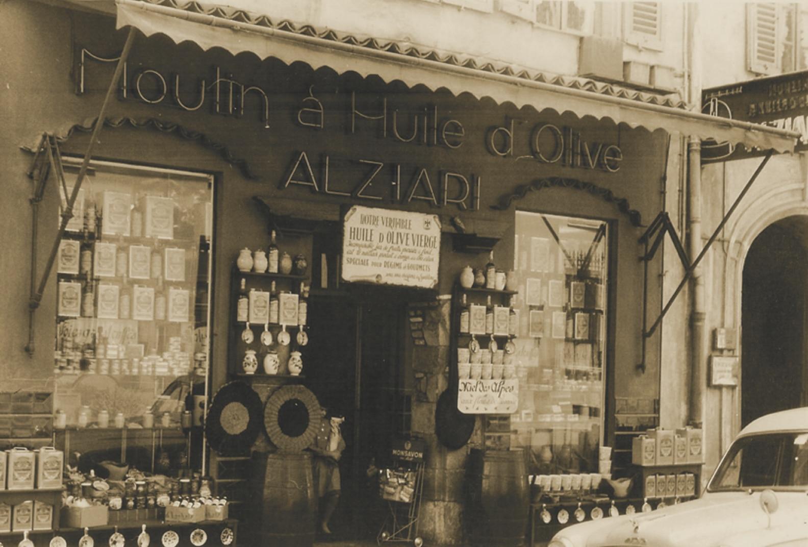 Moulin Alziari